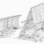 Схема треугольной конструкции