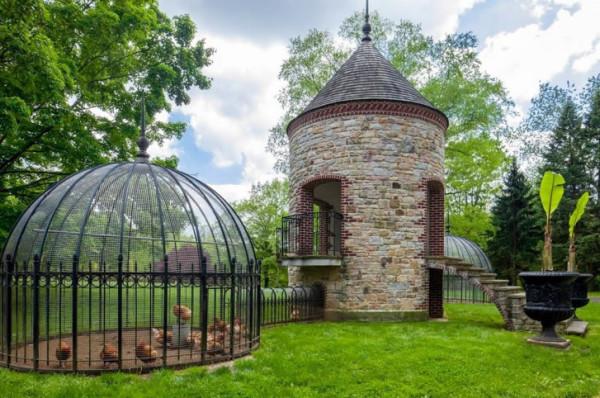 Оригинальная куриная крепость
