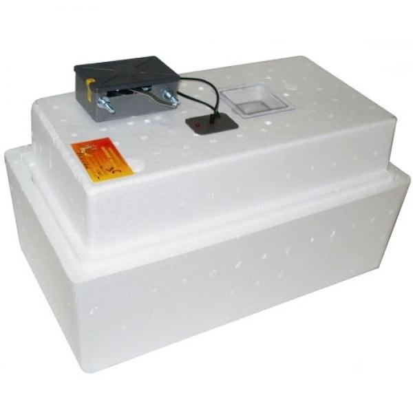 Инкубатор Идеальная наседка (закладка 63 шт.) с автоповоротом