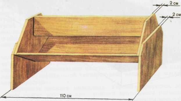 Открытый вариант куриной столовой